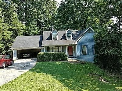 Gwinnett County Single Family Home For Sale: 3310 Westheimer Road