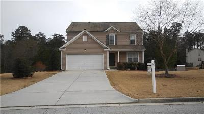 Grayson Single Family Home For Sale: 1360 Skipping Rock Lane