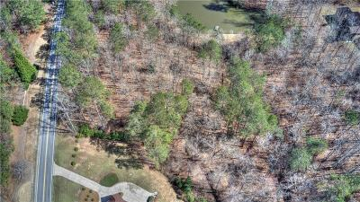 Roswell Residential Lots & Land For Sale: 1770A Cox Road