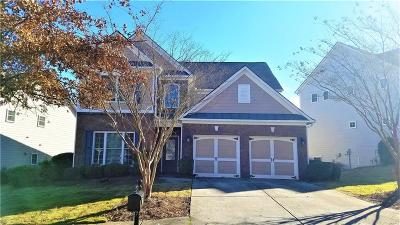 Hall County Single Family Home For Sale: 7717 Soaring Eagle Drive