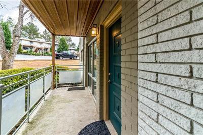 Atlanta Condo/Townhouse For Sale: 3048 Briarcliff Road NE #1