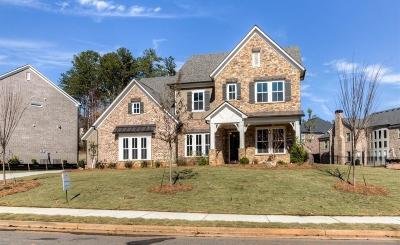 Alpharetta, Dunwoody, Johns Creek, Milton, Roswell, Sandy Springs Single Family Home For Sale: 8025 Kelsey Place
