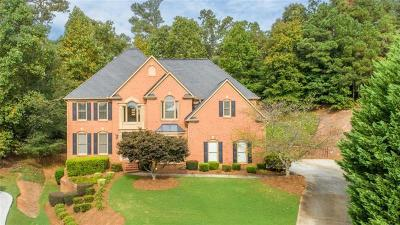 Alpharetta Single Family Home For Sale: 12545 Magnolia Circle
