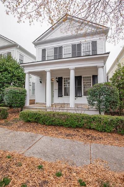 Cumming Single Family Home For Sale: 6560 Eli Davis