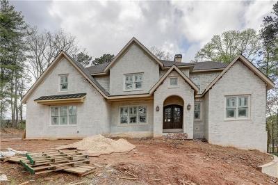 Atlanta GA Single Family Home For Sale: $1,369,000