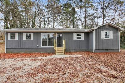 Woodstock GA Single Family Home For Sale: $273,000