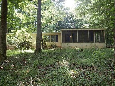 Forsyth County Rental For Rent: 3326 Aaron Sosebee Road