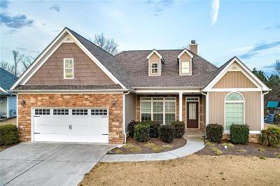 Dallas Single Family Home For Sale: 408 Oscar Way