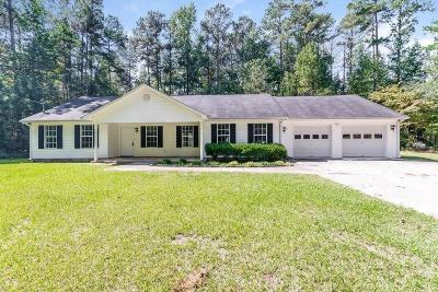 Fairburn Single Family Home For Sale: 10540 Rivertown Road