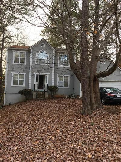 Decatur Single Family Home For Sale: 2591 Cloud Lane