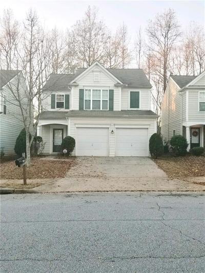 Atlanta GA Single Family Home For Sale: $182,900
