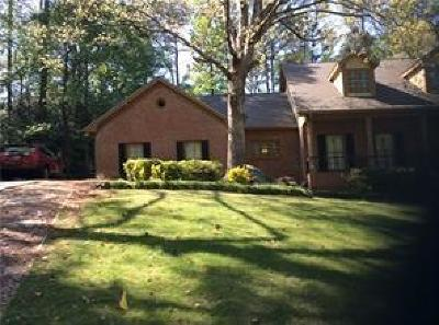 Stone Mountain Single Family Home For Sale: 741 Weatherborn Place