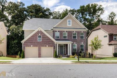 Cumming Single Family Home For Sale: 3265 Trowbridge Drive