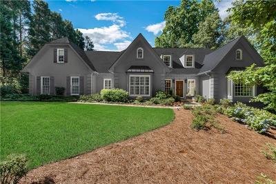 Marietta Single Family Home For Sale: 4046 River Ridge Chase