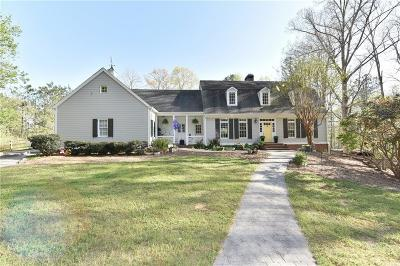Milton Single Family Home For Sale: 13665 New Providence Road