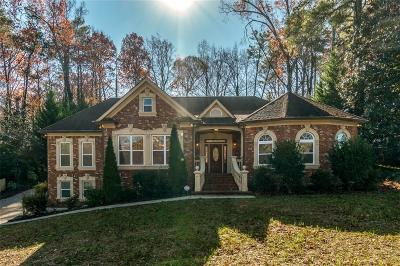 Brookhaven Single Family Home For Sale: 1755 Remington Road