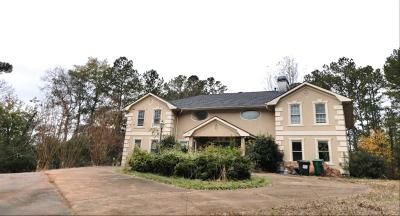 Marietta Single Family Home For Sale: 1775 Old Canton Road