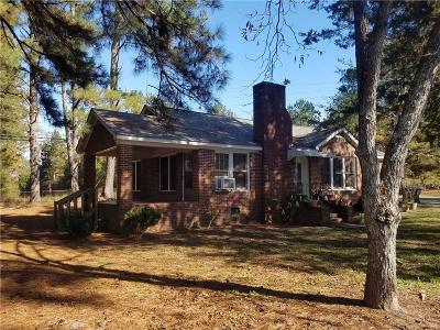 Fayette County Single Family Home For Sale: 103 Peters Road