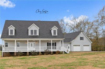 Bartow County Single Family Home For Sale: 1519 Mission Road SW