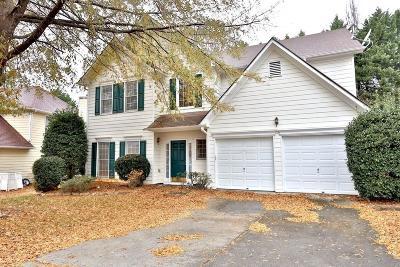 Alpharetta GA Single Family Home For Sale: $309,900
