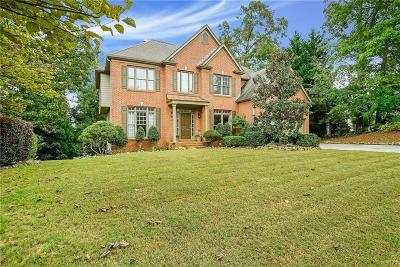 Cumming Single Family Home For Sale: 4345 Havenridge Place