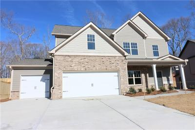 Flowery Branch Single Family Home For Sale: 6461 Blue Herron Drive