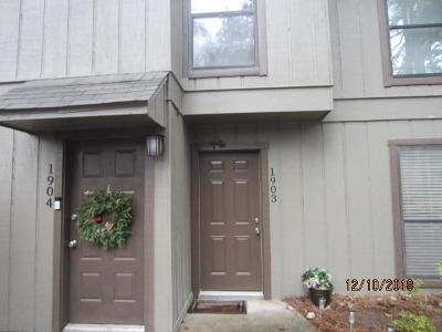 Smyrna Condo/Townhouse For Sale: 1903 Cumberland Court