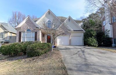 Smyrna Single Family Home For Sale: 110 Jeffrey Place