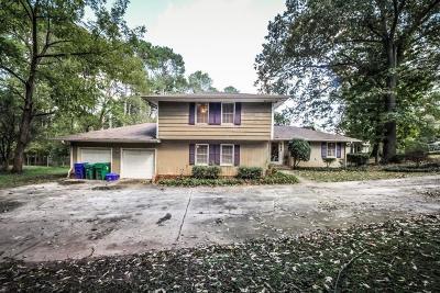 Decatur Single Family Home For Sale: 3954 Pinehurst Place