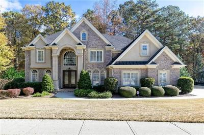 Bridgemill Single Family Home For Sale: 657 Gold Valley Pass
