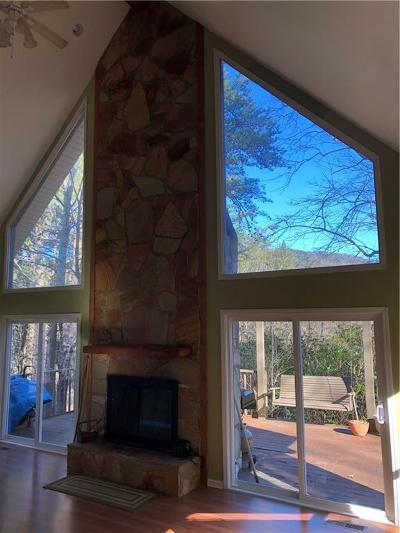 Dawsonville Single Family Home For Sale: 200 Amicalola Woods Road