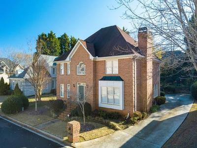 Dekalb County Rental For Rent: 2511 Summeroak Drive