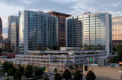 Condo/Townhouse For Sale: 950 W Peachtree Street NW #1605