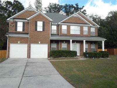 Cobb County Rental For Rent: 5426 Stirrup Way