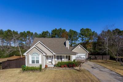 Newton County Single Family Home For Sale: 85 Greenfield Way