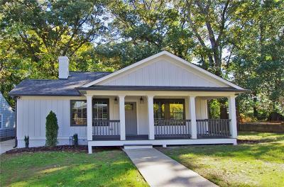 Dekalb County Single Family Home For Sale: 326 Lamon Avenue SE