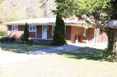 Calhoun Single Family Home For Sale: 100 Roberts Street
