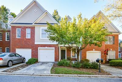 Cobb County Rental For Rent: 2321 Longcourt Way SE #32
