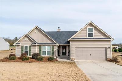 Barrow County Single Family Home For Sale: 582 Morgans Ridge Court