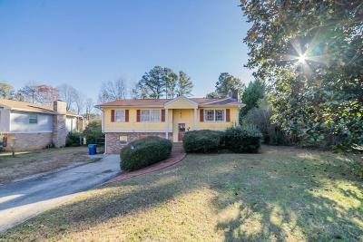 Clayton County Single Family Home For Sale: 1286 Pixley Drive