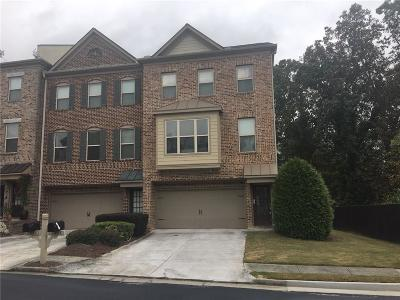 Buford Condo/Townhouse For Sale: 2838 Laurel Valley Trail