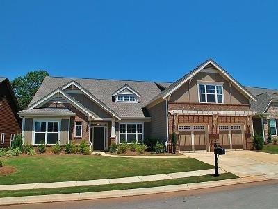Hall County Rental For Rent: 3752 Golden Leaf Point SW