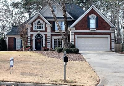 Douglasville Single Family Home For Sale: 4927 Winterview Lane