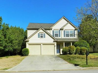 Fulton County Rental For Rent: 11590 Bentham Court