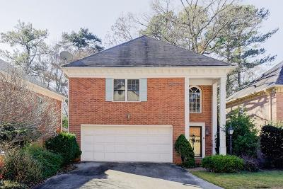 Dekalb County Single Family Home For Sale: 1752 Wilsons Crossing Drive