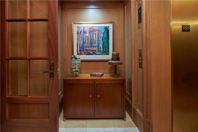 Fulton County Condo/Townhouse For Sale: 88 W Paces Ferry Road NW #1840
