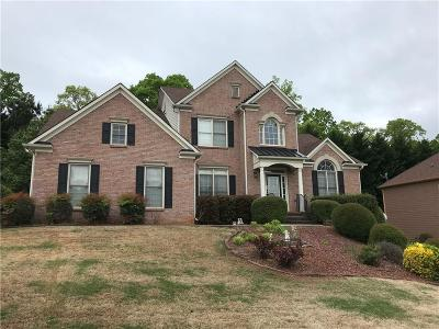 Buford Single Family Home For Sale: 3792 Heritage Place