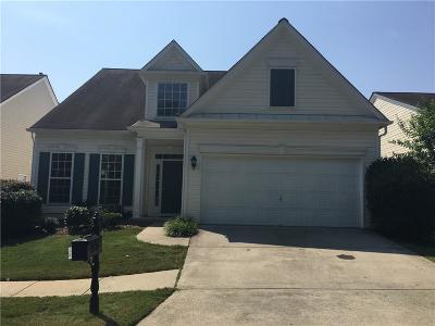 Fulton County Single Family Home For Sale: 2835 Glaston Way