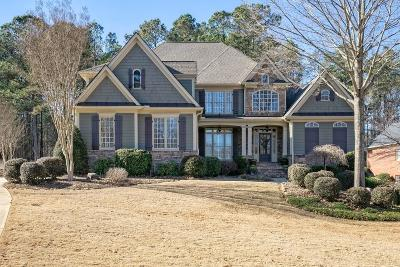 Kennesaw Single Family Home For Sale: 5160 Foxvale Cove NW