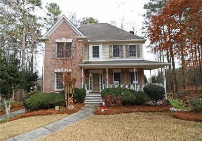 Douglasville Single Family Home For Sale: 4323 Wellbrook Court